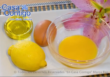 Mascarilla Rejuvenecedora de Productos Naturales, Video y Preparacion