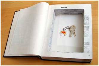 libro caja fuerte