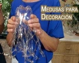 decoracion medusas