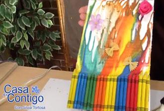 Arte con Crayon o Lapices de Cera