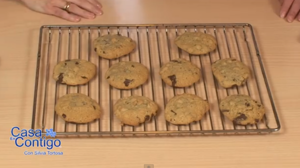 Chip cookies chocolate