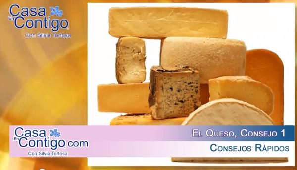consejos sobre el queso