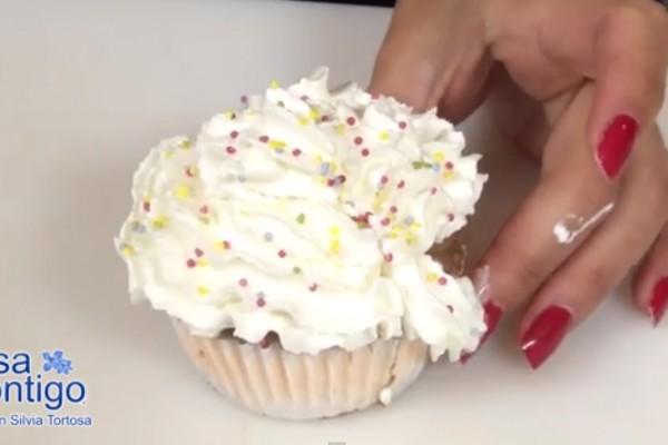 cupcakes helado