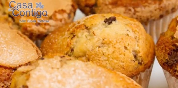 muffins pepitas