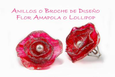 anillo-broche-flor-lollipop-amapola