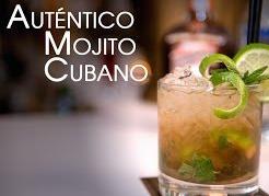 El Autentico Mojito Cubano