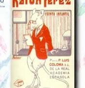 El Cuento del Ratoncito Perez