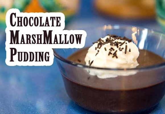 chocolate-marshmallow-pudding1