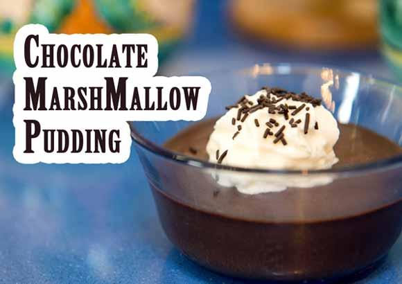chocolate-marshmallow-pudding1