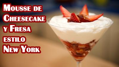 Mousse-de-Cheesecake-y-Fresa-estilo-New-York