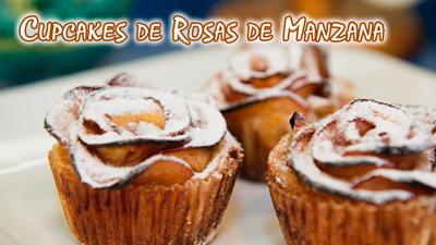cupcakes-de-rosas-de-manzana