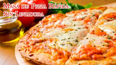 pizza-sin-levadura