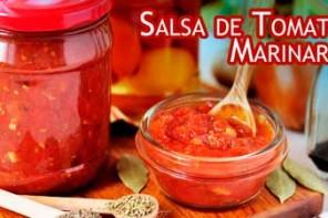Autentica Salsa de Tomate Marinara Italiana