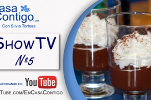 SHOW 5 Pudin de Dos Chocolates, Hacer Gel Aloe Vera y Nuggets de Pollo Estilo McDonalds