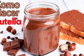 Como Hacer Nutella, Facilisimo, Riquisimo y Barato