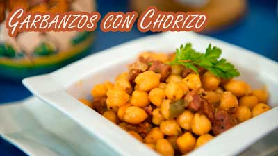 garbanzos-con-chorizo