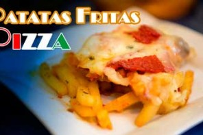 Patatas Fritas Pizza o Pizza French Fries