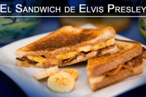 El Sandwich de Elvis Presley