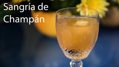 sangria-champan