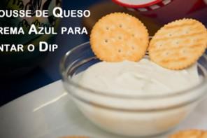 Mousse de Queso Crema Azul para Untar o Dip