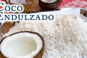 Como Hacer Coco Endulzado Natural Muy Facil