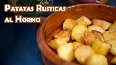 Como-hacer-Patatas-Rusticas-al-Horno