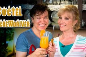 Receta Coctel Screwdriver o Destornillador